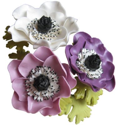Anemone Flower Spray