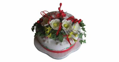 Rich Fruit Christmas Cake Recipe