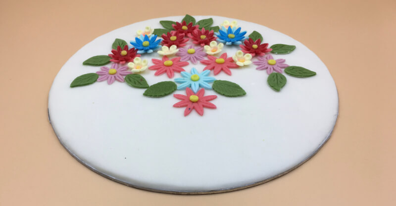 Fondant Flowers For Beginners