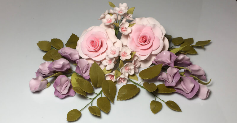 How to Make Sugar Flowers at Home