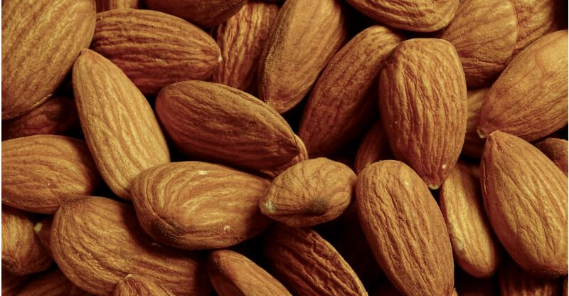 Almonds With Skins